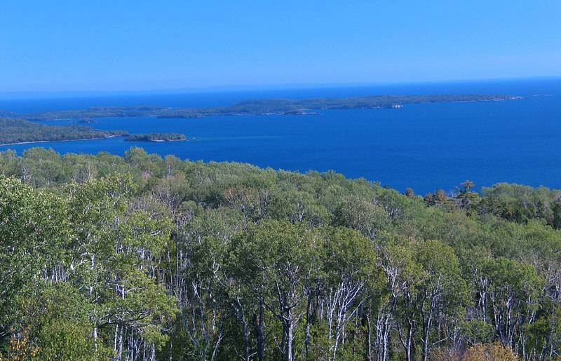Sister Islands (North of Grand Portage, MN)