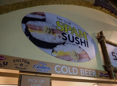 Spam, spam, spam,spam!