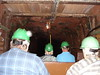 The mine tour train ride.