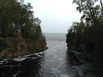 Temperance River SP Temperence River