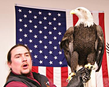 National Eagle Center- Wabasha, MN
