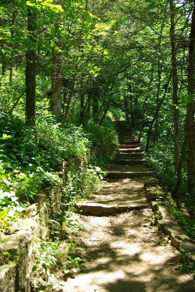 Hiking Whitewater