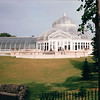 Como Park Conservatory - Minneapolis, MN  6-5-99<br /> A wedding had the place rented at the time.