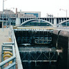 Locks - St. Anthony Falls Lock and Dam, Minneapolis, MN  5-30-99