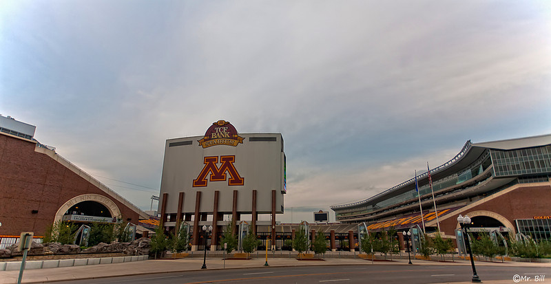 TCF Bank Stadium @ Univ of Minnesota