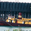 Edna G. Tugboat - Two Harbors, MN - North Shore Drive of Lake Superior, MN  6-1-99<br /> Last steam operated tugboat on Great Lakes.  Built 1896.  Retired 1981.