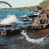 North Shore Drive of Lake Superior, MN  6-2-99