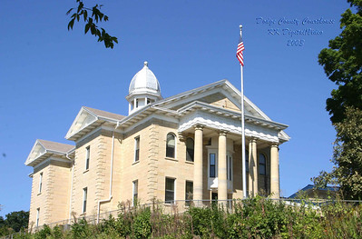 Mantorville Courthouse
