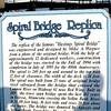 Spiral Bridge Replica