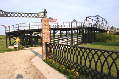 Spiral Bridge Replica