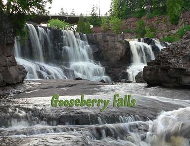 Gooseberry Falls SP
