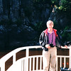 Randal on Paddlewheeler Up River Known as Dallas of the St. Croix - Taylor Falls, MN  6-4-99