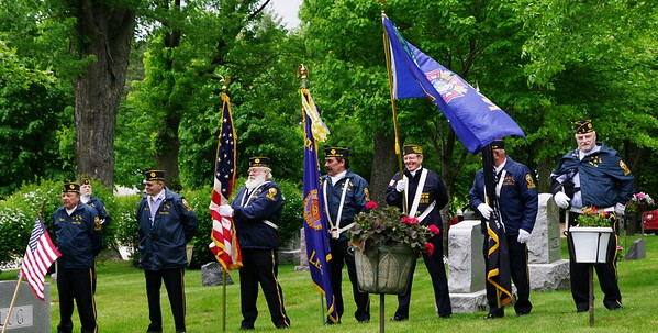 NSP VFW Color Guard