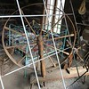 Spinning wheel, got to go 'round