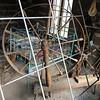 Spinning wheel, got to go 'round