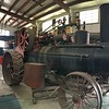 Steam-powered tractor
