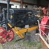 Genuine classic tractor