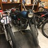 Yep, mo' motorcycles
