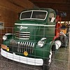 Classic Chevy cement truck