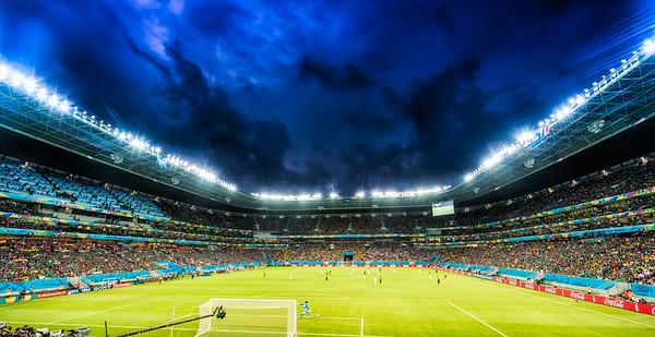 Thunder Skies for Mexico vs. Croatia