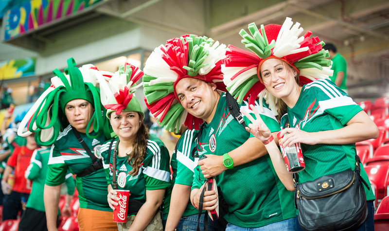 Fantastic Four Mexicans