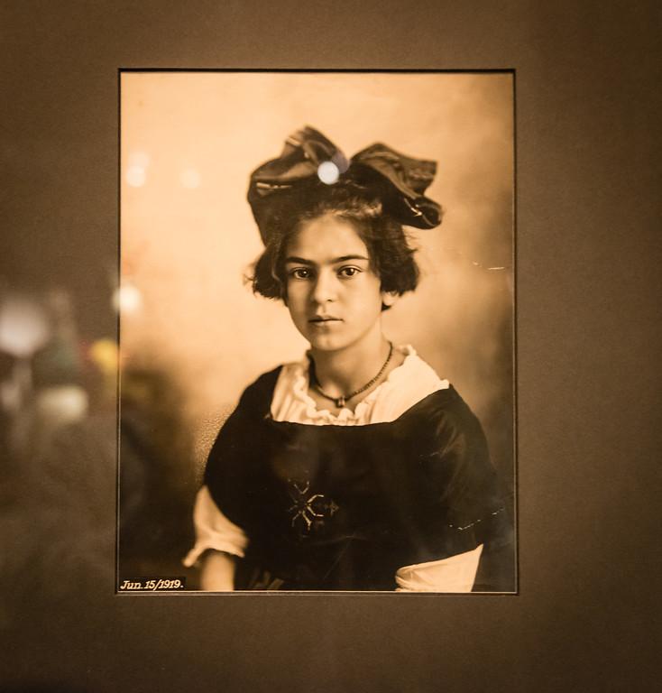 Young Frida