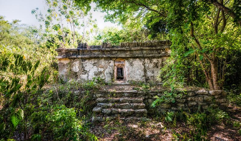 Akumal Town Ruins