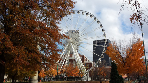 Misc. Downtown Atlanta - 20 Nov. '13