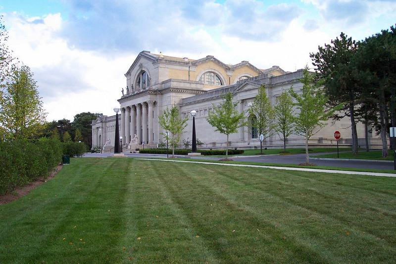 St. Louis Art Museum, St. Louis, MO