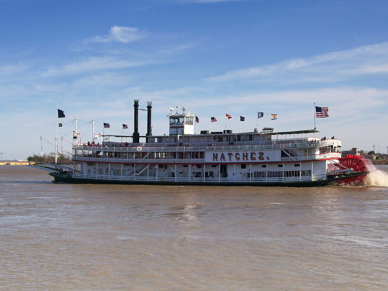 Riverboat, New Orleans, LA