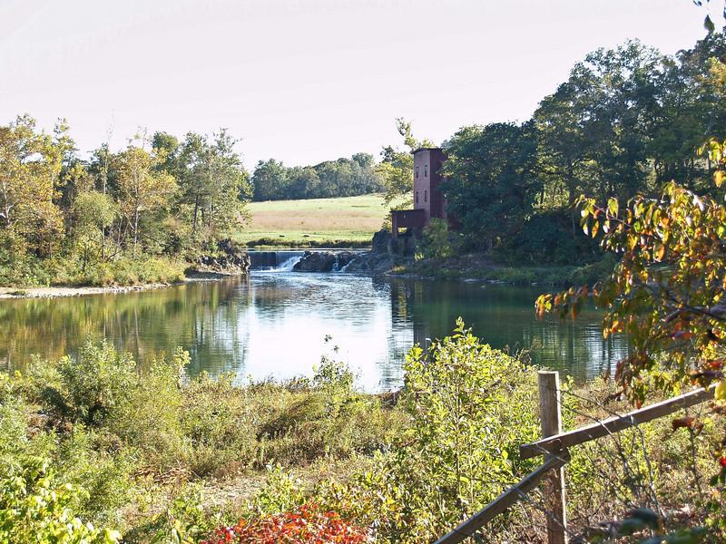 Dillard Mill State Park, Davisville, MO