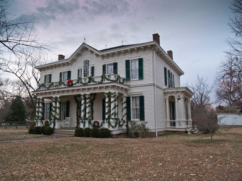 Hunter-Dawson Historic Home, New Madrid, MO