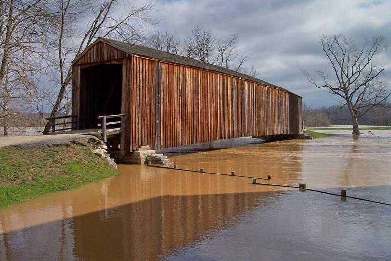 Bufordsville, MO Covered Bridge