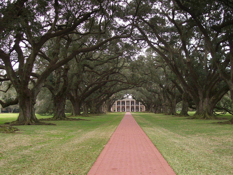 Oak Alley Plantation, Vacherie, LA