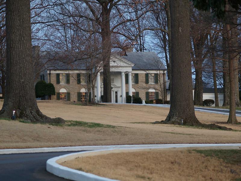 Elvis Presley's Graceland, Memphis, TN