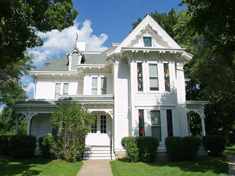 Home of Harry S. Truman, Independance, MO