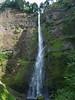 Multnomah Falls on the Columbia River, Oregon.