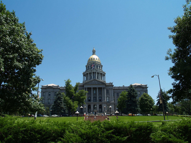 Colorado State Capital, Denver, Colorado
