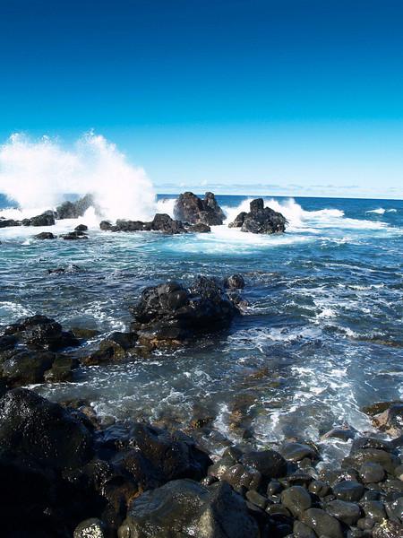 Ho'Okipa Beach Park, Maui, Hawaii