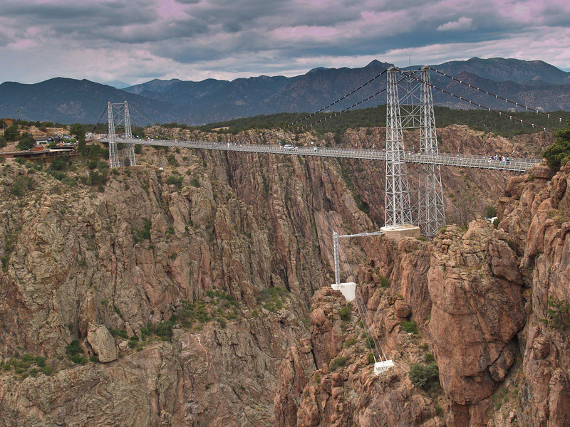 Royal Gorge, Canyon City, Colorado