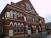 "The Historic Ryman Auditorium, original home of the ""Grand Ole Opry"" Nashville, TN"