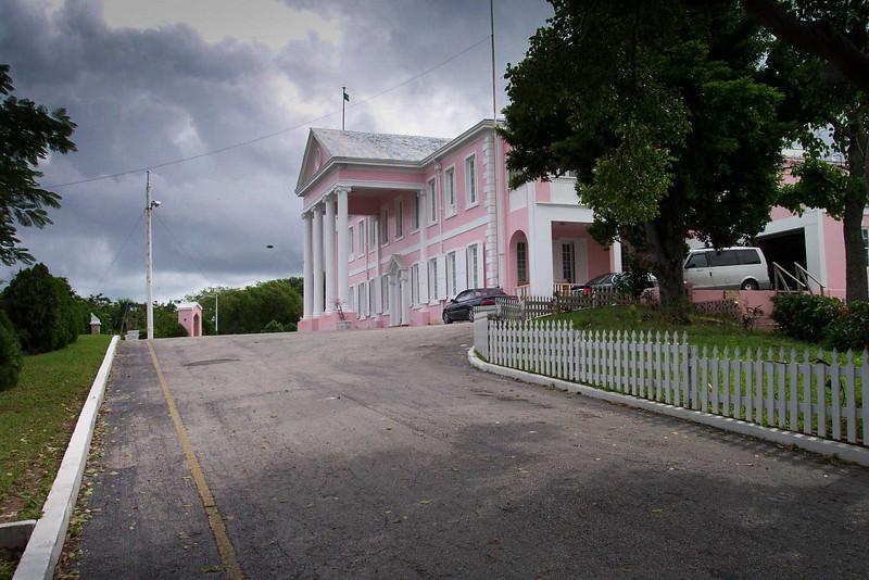 Capital of Nassau, Bahamas
