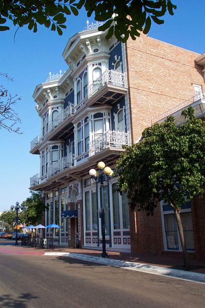 Grand Horton Hotel, San Diego, CA
