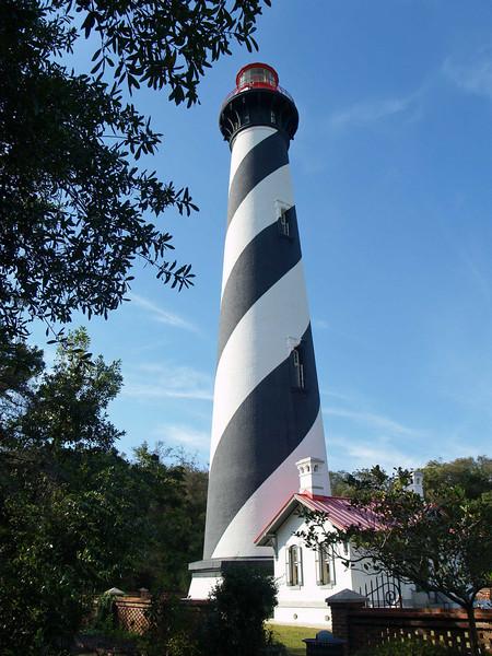 St. Augustine Lighthouse, St. Augustine, FL