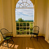 Title: Take a Chair<br /> Date: May 2009<br /> Monticello VA - A small porch at Thomas Jefferson's mansion at Monticello.