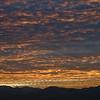 Title: Endless Sky<br /> Date: November 2011<br /> Salt Lake City - Sunset over Salt Lake City.
