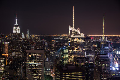 Big lights, big city