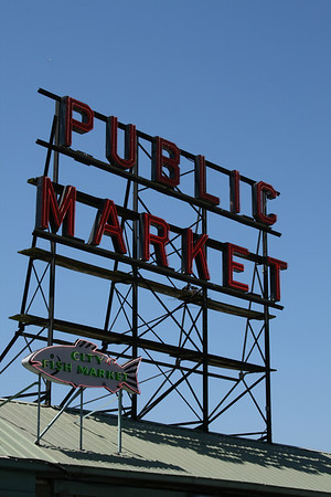 Seattle's Pike Place Market