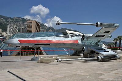 Star Wars exhibition @ Monaco 23May05