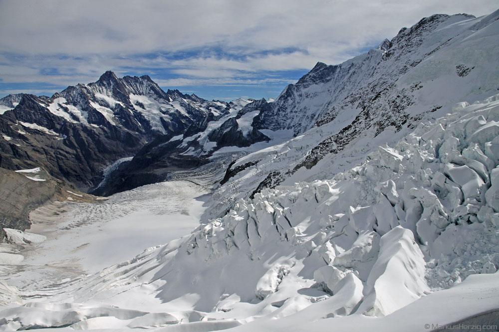 Eigergletscher @ Jungfraujoch Switzerland 2Oct12